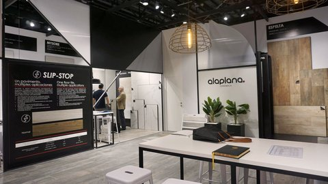 Alaplana / Coverings 2019