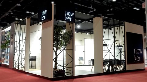 Newker / Coverings 2019